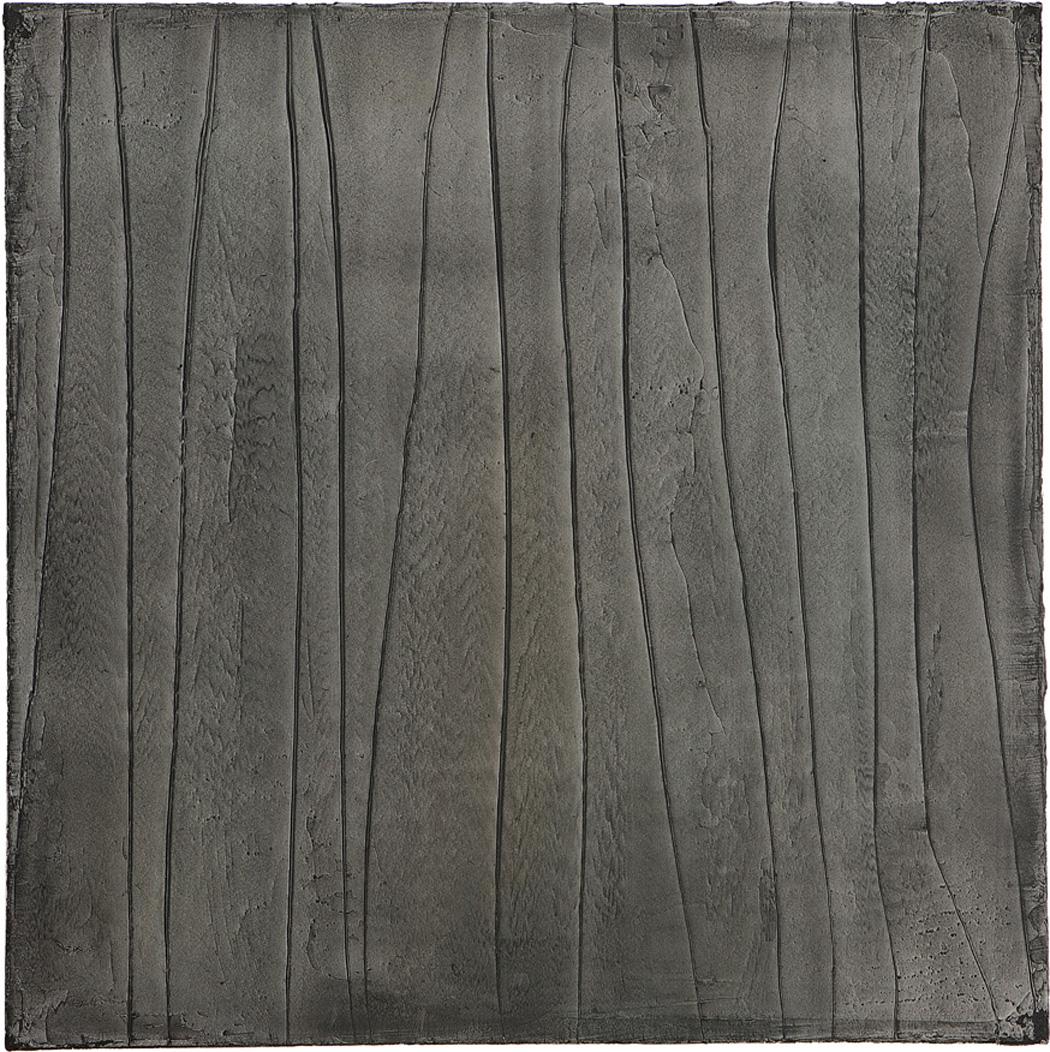 Hideaki Yamanobe_Black Forest 2011-1, Acryl-Mischtechnik auf Leinwand, 2011, 140 x 140 cm