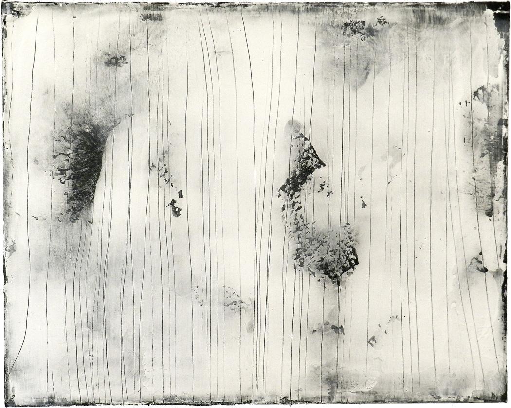 Hideaki Yamanobe_Stratus 2015 - Works No. 3, 2015, Acryl-Mischtechnik auf Leinwand, 80 x 100 cm