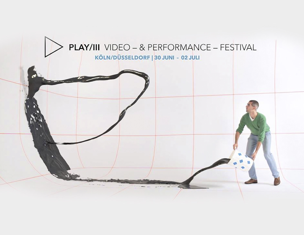 PLAY VIDEO- UND PERFORMANCE-FESTIVAL