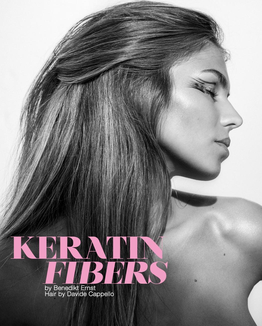 Keratin Fibers