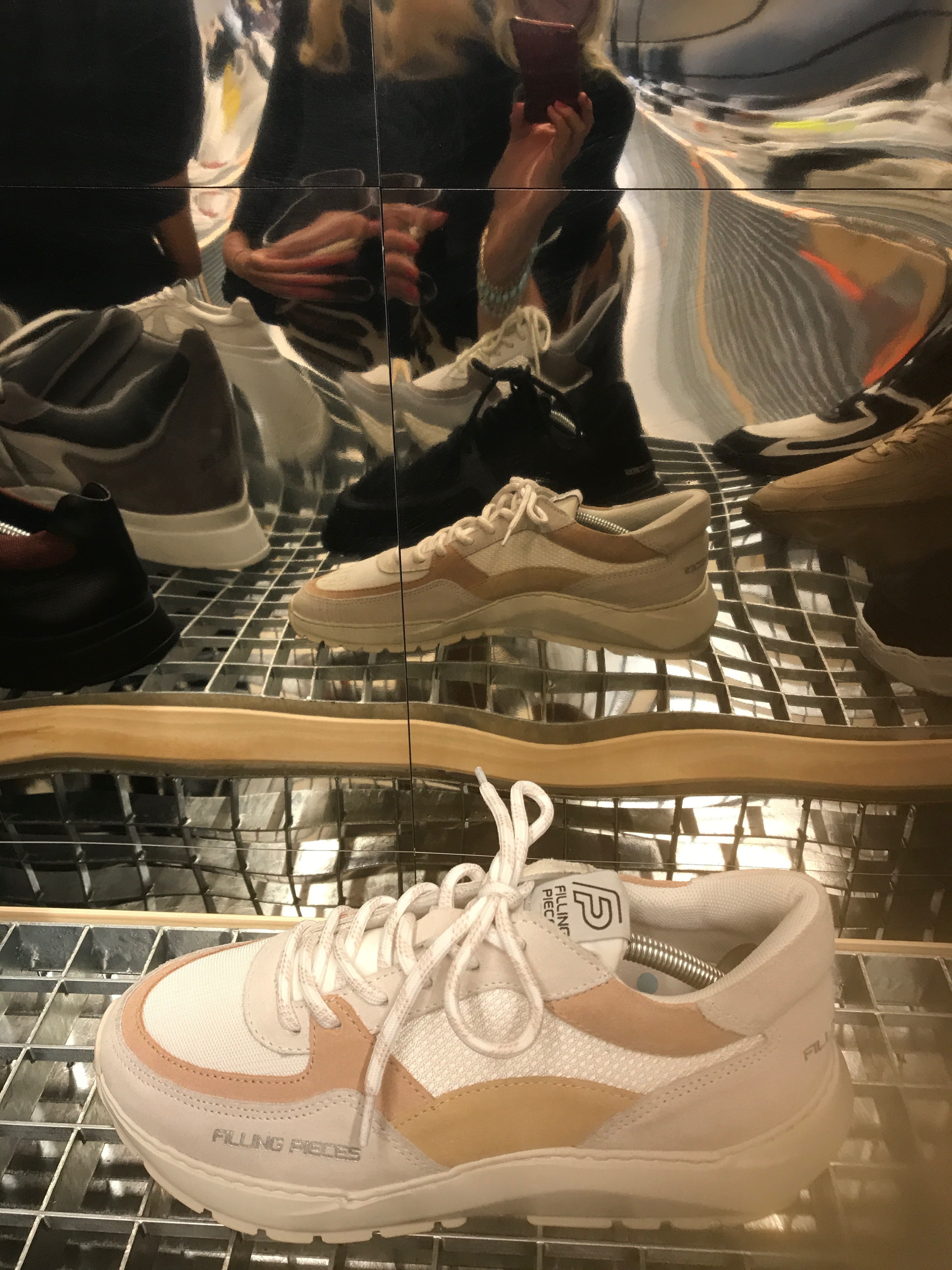 Filling pieces 1
