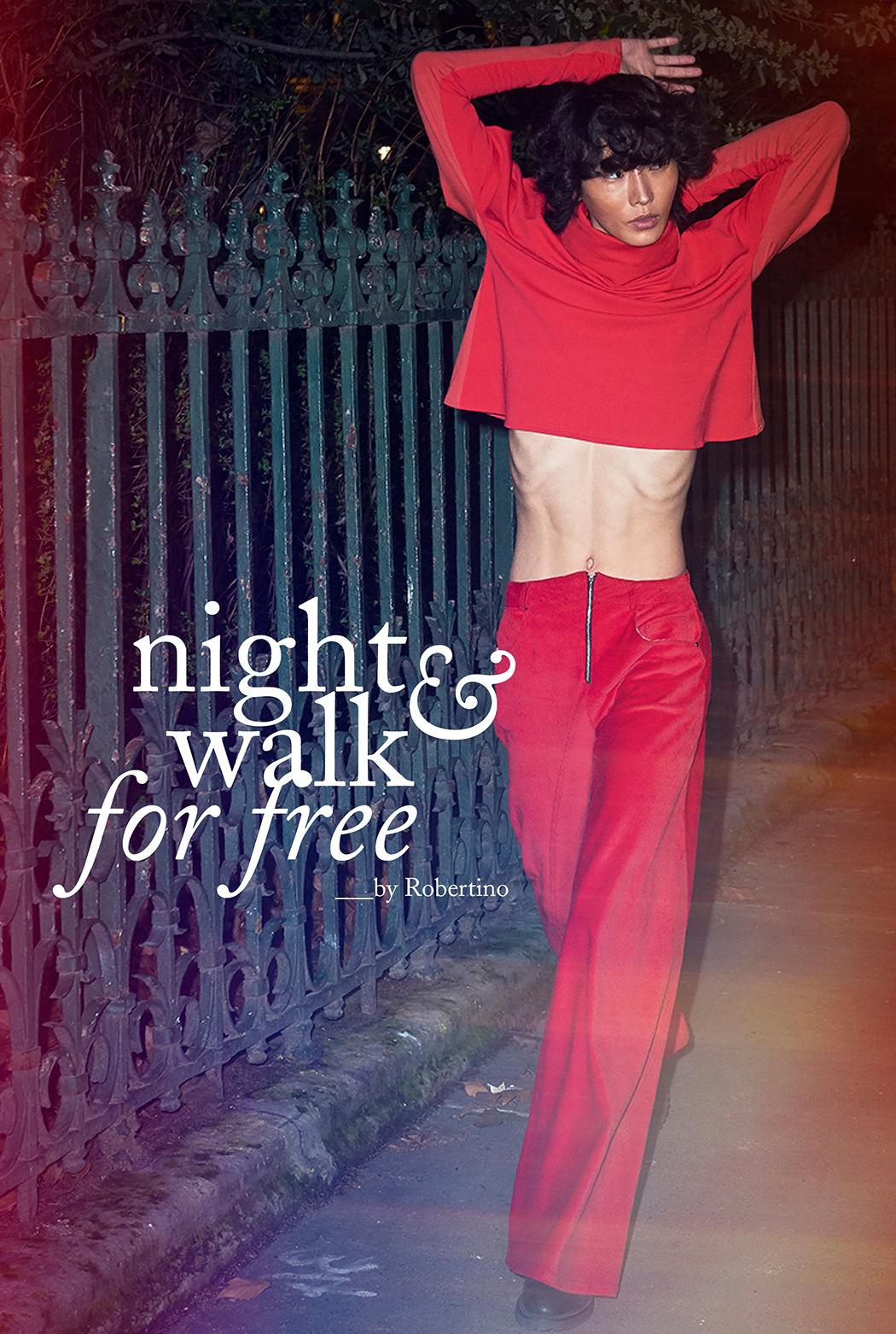 Night & Walk For Free